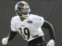 JuJu Smith-Schuster: No drama in Steelers locker room thumbnail
