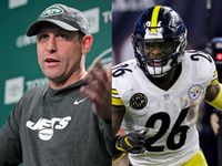 Adam Gase says Jets didn't overpay for Le'Veon Bell thumbnail
