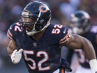 Khalil Mack striving to be 'best to play the game' thumbnail