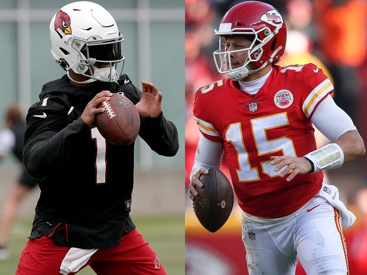 Kyler Murray Draws Comparisons To Patrick Mahomes Nfl Com
