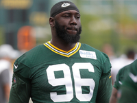 Muhammad Wilkerson arrested on DWI charge thumbnail