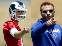 Rams' Sean McVay: Jared Goff extension 'will get done' thumbnail
