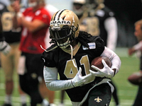 Saints RB Alvin Kamara still looking to 'prove' himself thumbnail
