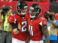 Matt Ryan fine with Julio Jones missing workouts thumbnail