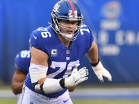 Giants LT Nate Solder expects to be ready for camp thumbnail