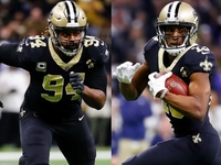 Cam Jordan on WR Michael Thomas: 'Pay the man' thumbnail
