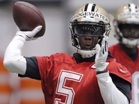 Bridgewater: Saints 'best opportunity for me to grow' thumbnail