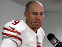 Niners sign Robbie Gould to 4-year, $19M contract thumbnail