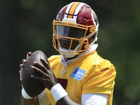 Williams: If Haskins starts, it will be group decision thumbnail