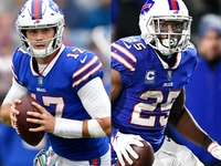McCoy says Bills' Josh Allen 'looks more confident' thumbnail
