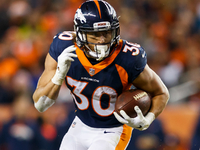 Phillip Lindsay ready for Broncos camp: '100 percent' thumbnail