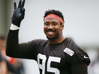 'More freedom' bodes well for Browns' Myles Garrett thumbnail