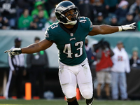 Darren Sproles, Eagles agree to one-year contract thumbnail