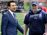 Tony Romo on Bill Belichick: 'He's really, really special' thumbnail