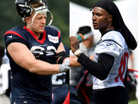 Roundup: Texans place Hopkins and Watt on PUP list thumbnail