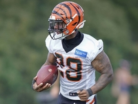 Joe Mixon: Bengals' offense will be 'nightmare' for D thumbnail