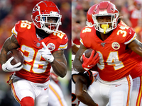 Damien Williams onboard with Chiefs' RB approach thumbnail