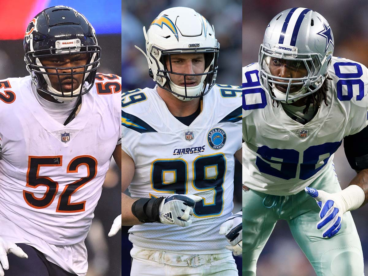 Top Nine Defenses For 2019 Nfl Season Chargers Lead The