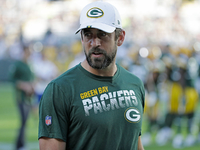 Rodgers: I'll retire after winning Super Bowl at 45 thumbnail