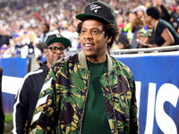 Jay-Z's Roc Nation entering partnership with NFL thumbnail