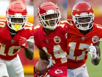 Travis Kelce: Speedy WRs allow Chiefs to do 'anything' thumbnail