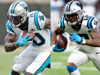 Curtis Samuel, D.J. Moore shining at Panthers camp thumbnail