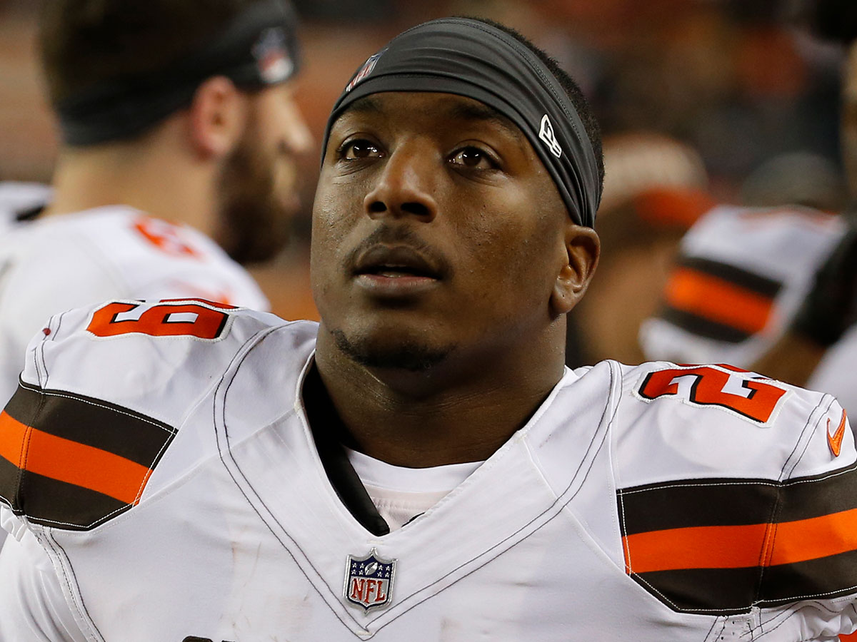 Roundup: RB Duke Johnson practices with Texans