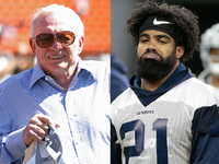 Jerry Jones: 'I've earned the right' to joke with Elliott thumbnail