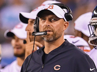 Nagy defends Bears' kicker competition amid criticism thumbnail