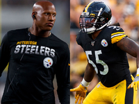 Shazier: Bush will 'be a big-time player' for Steelers thumbnail