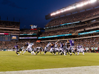 Ravens-Eagles ends early due to inclement weather thumbnail