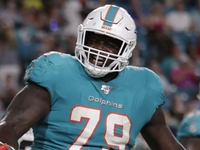 Dolphins release right tackle Jordan Mills, three others thumbnail