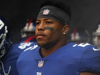 Barry Sanders sees all-time greatness in RB Barkley thumbnail