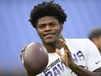 Lamar Jackson primed to 'put on a show' in new O thumbnail