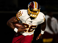 Adrian Peterson back in Redskins' starting lineup thumbnail