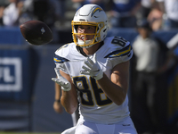 Chargers' Hunter Henry suffered left knee fracture thumbnail
