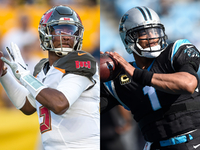 What to watch for in Buccaneers-Panthers on TNF thumbnail