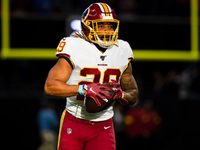 Roundup: RB Derrius Guice suffered MCL sprain thumbnail