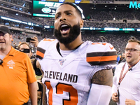 Odell Who? Beckham, Browns get last word in win thumbnail