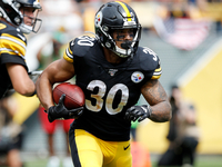 James Conner (knee) confident he'll play vs. 49ers thumbnail
