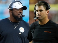 What to watch for in Bengals-Steelers on 'MNF' thumbnail