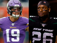 David Carr: Vikes WRs have right to be frustrated - NFL.com