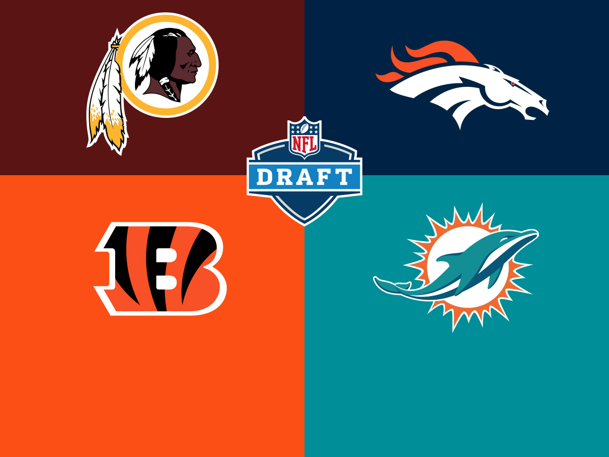 current nfl draft order 2020