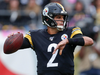 Steelers bench QB Mason Rudolph for Devlin Hodges thumbnail