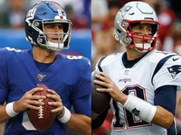What to watch for in Giants-Patriots on 'TNF' thumbnail