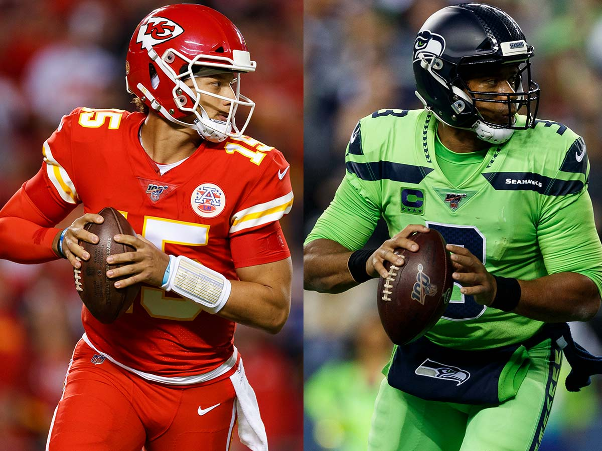 Qb Index Week 6 Russell Wilson Catches Patrick Mahomes