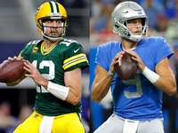 What to watch for in Lions-Packers on 'MNF' thumbnail