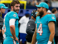 Dolphins bench Josh Rosen for Fitzpatrick vs. Redskins thumbnail