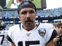 Saints' D ripped the mustache off Minshew Mania thumbnail
