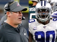 Pederson shoulders blame after loss to Cowboys thumbnail